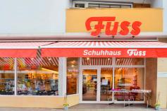 Schuhhaus Fuss, Georgstraße 33 in Bremerhaven, Geestemünde