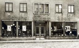 Historische Aufnahme 1950