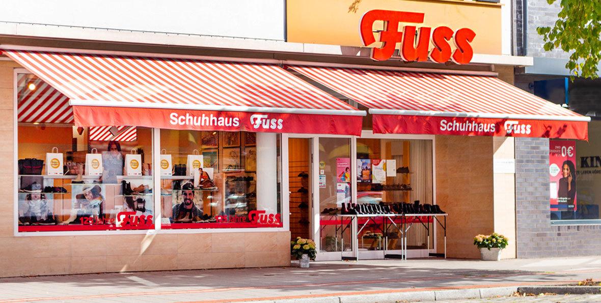 populäres Design billig zu verkaufen Finden Sie den niedrigsten Preis Schuhhaus Fuss in Bremerhaven, Geestmünde - Marken